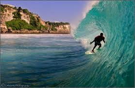 Blue Poin Beach Uluwatu